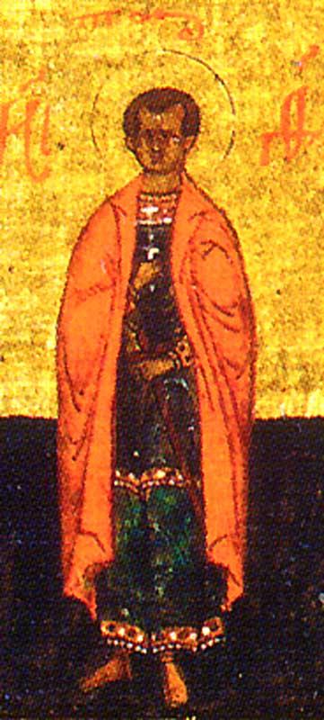 ST. THEODOTUS, Martyr